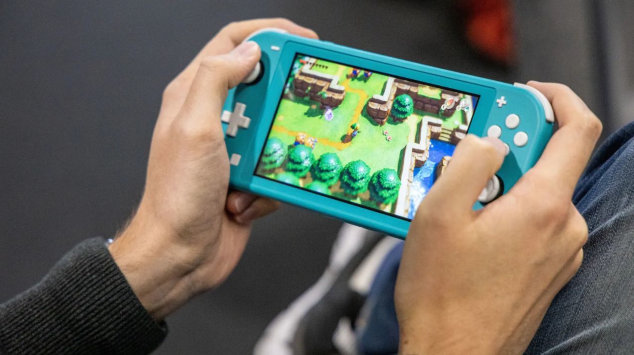 Blir dette en ny Nintendo Switch-konkurrent?