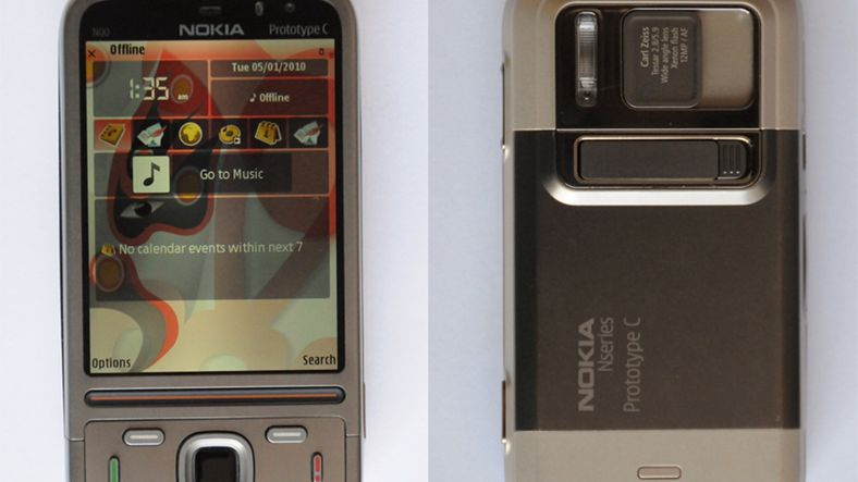 Ny mystisk Nokia-telefon