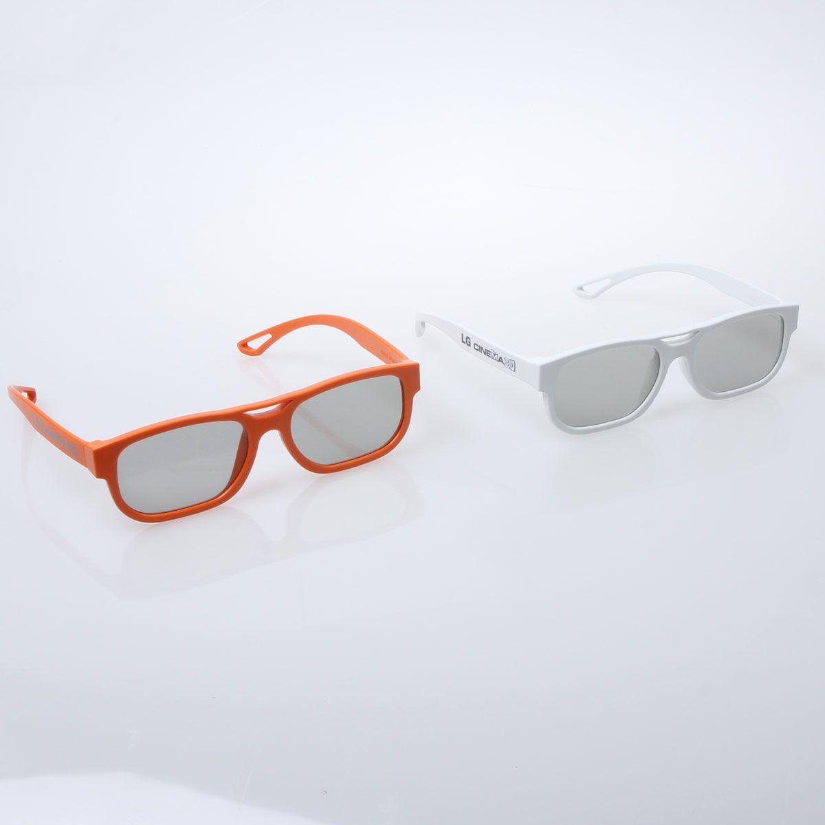 Disse 3D-brillene følger med LGs 55LM960V.Foto: Ole Henrik Johansen, Hardware.no