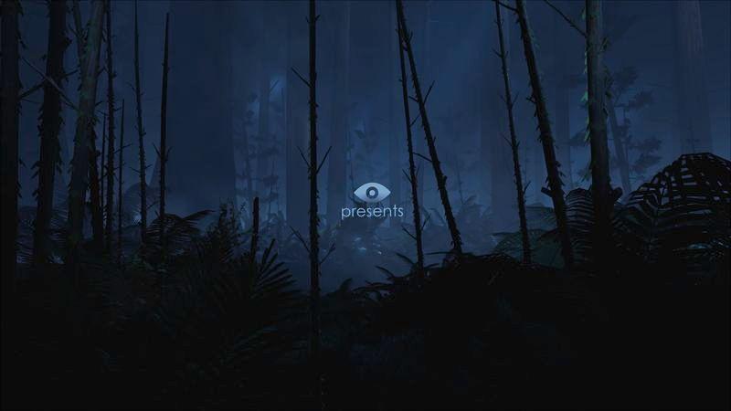 Slik starter Lost. Foto: Oculus VR