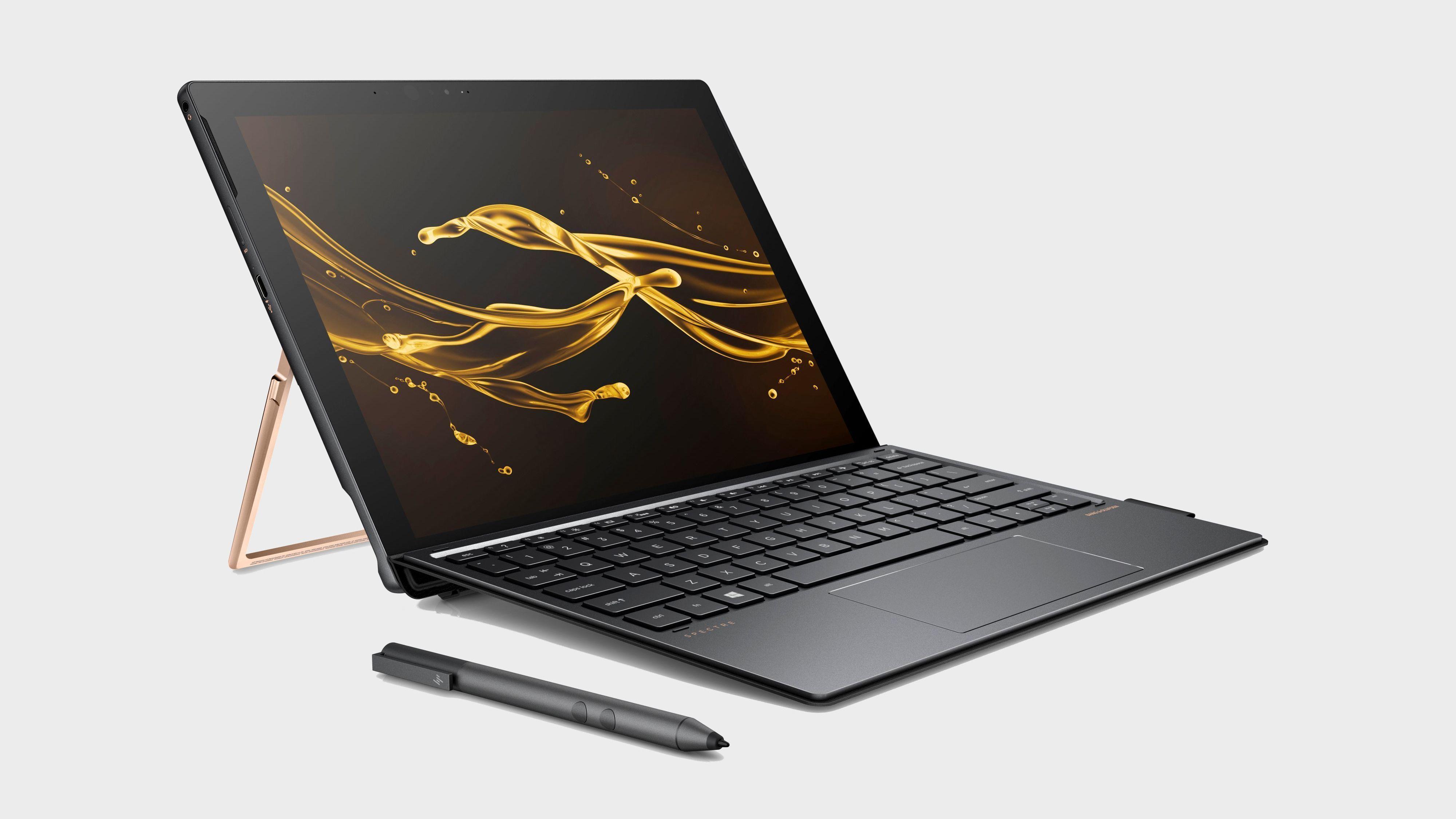 HP oppgraderer den lekre luksus-hybriden sin