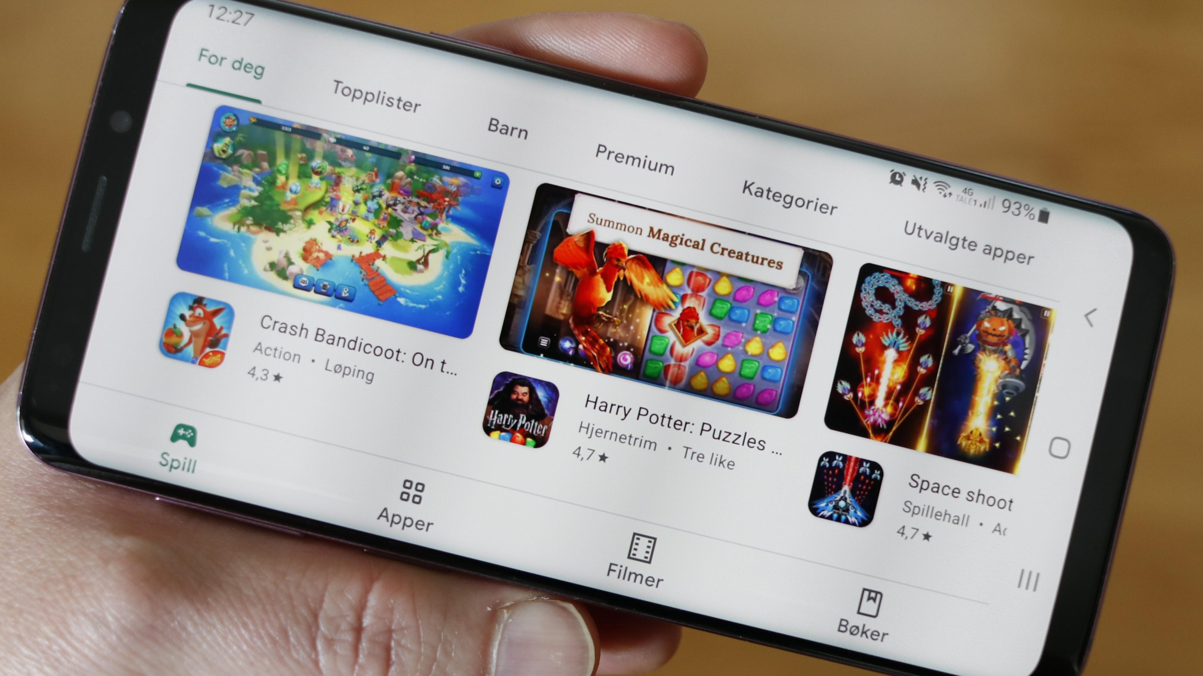 Google vil gi Android-apper mer presise vurderinger