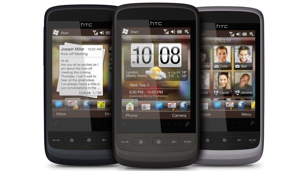 Nytt fra HTC