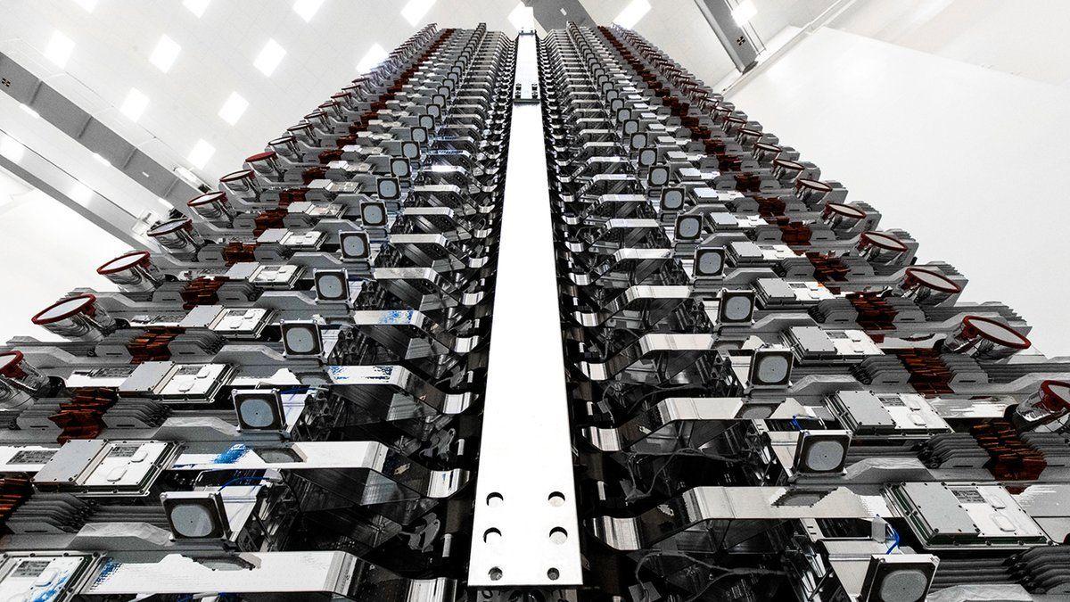 SpaceX sikter på 2020-lansering for sitt ambisiøse satelitt-bredbånd