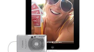 Kameratilkobling til iPad