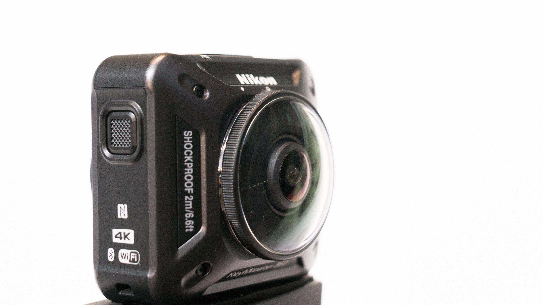 360: Nikons noe forsinkede KeyMission 360.