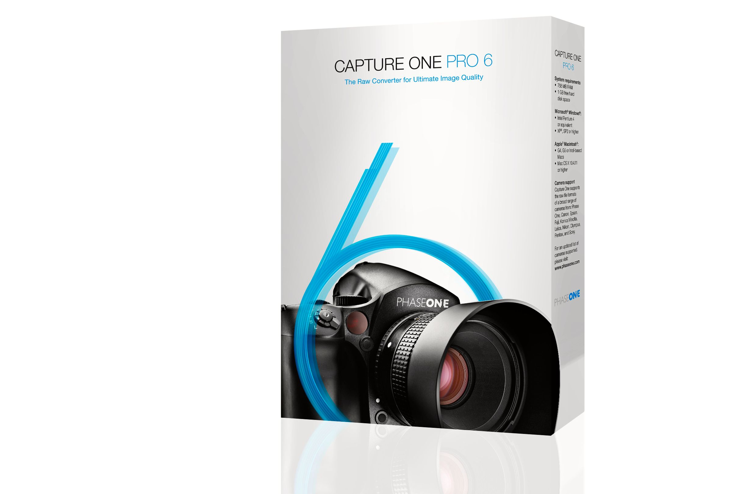 Capture One 6.2 er nå klar.