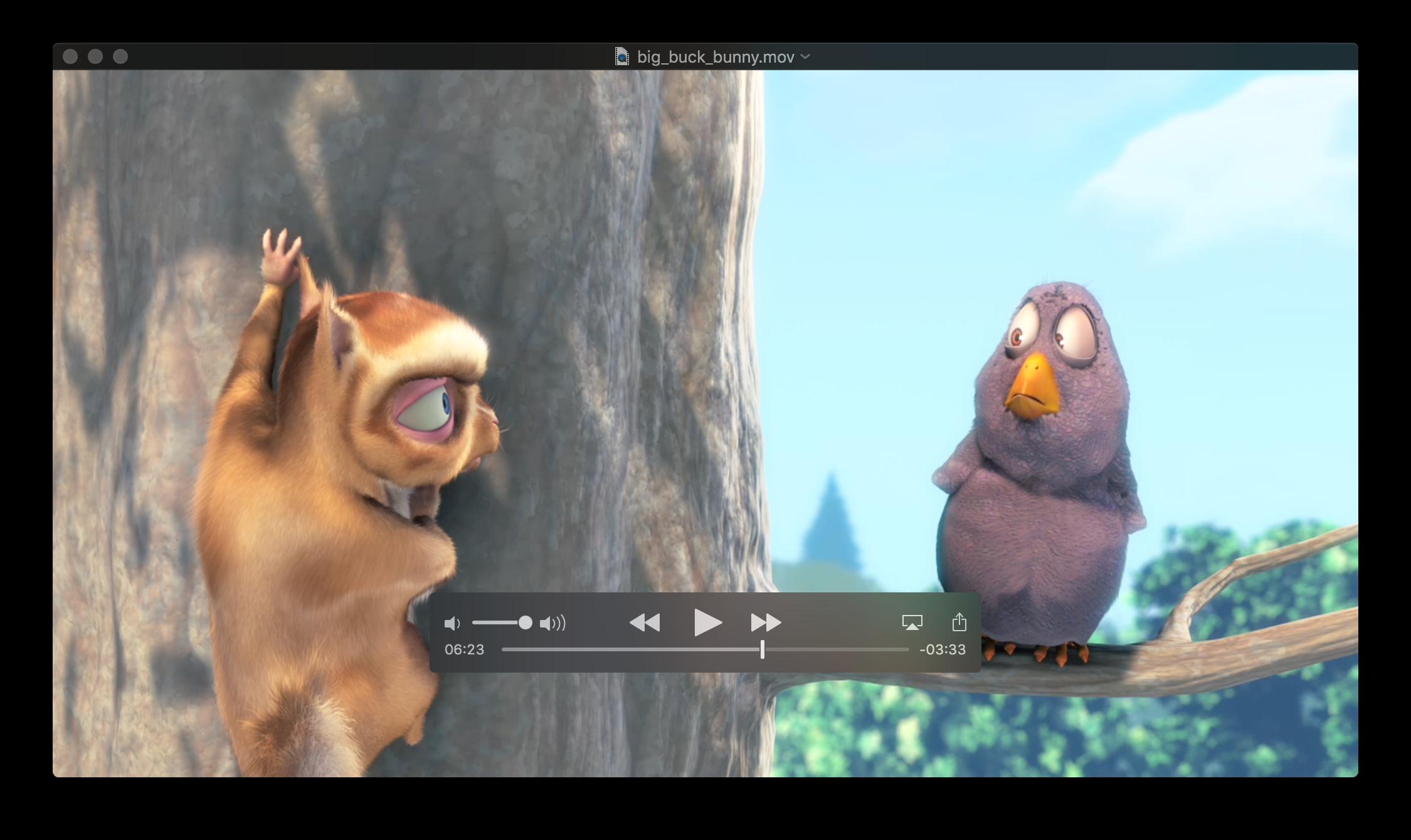 MacOS High Sierra støtter h.265-kodeken som både letter avspilling og sparer diskplass for høyoppløst 4K-innhold.