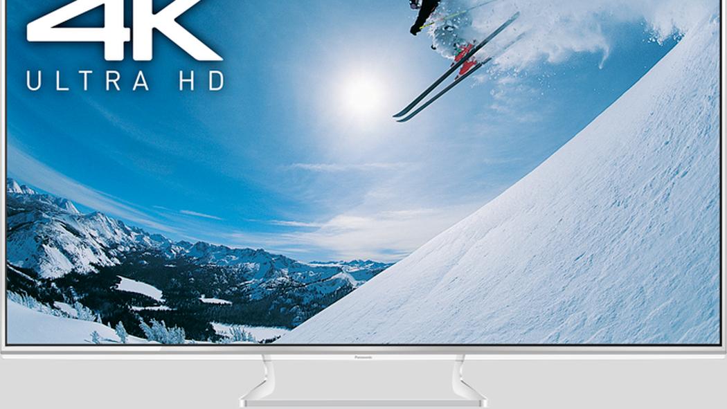 Endelig slipper Panasonic sin første 4K-TV