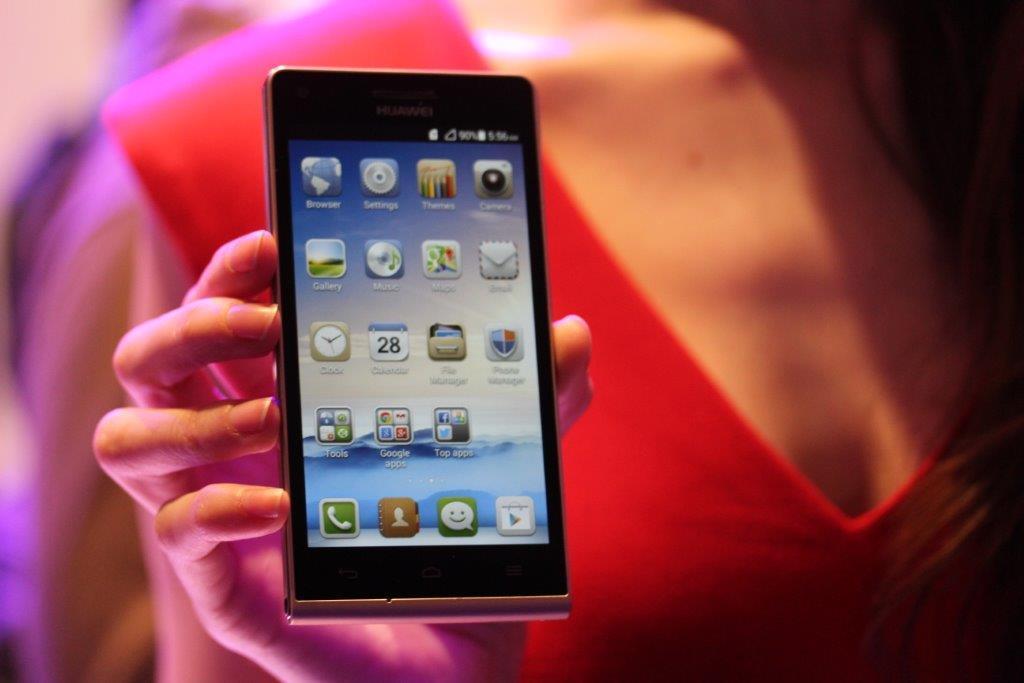 Huawei G6. Foto: Espen Irwing Swang, Amobil.no