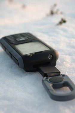 Noen mobiler er laget for å tåle litt ekstra, og det skal svært mye til for at det blir kondens i denne mobilen.