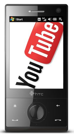 Youtube-video på mobilen er et fint tidtrøyte.