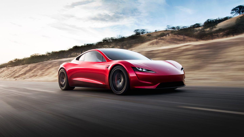 Får den rakettmotor? Tja. Kanskje. Eller så må vi omdefinere hva rakett er – for det handler visst om luftdyser, som kan bli en del av SpaceX-utstyrspakken for Tesla Roadster. Når den en gang kommer. Neste sommer. Eller den etter det igjen.