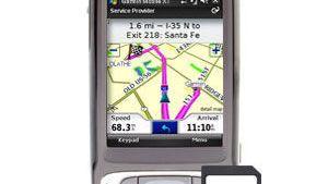 Garmin lager mobil-GPS