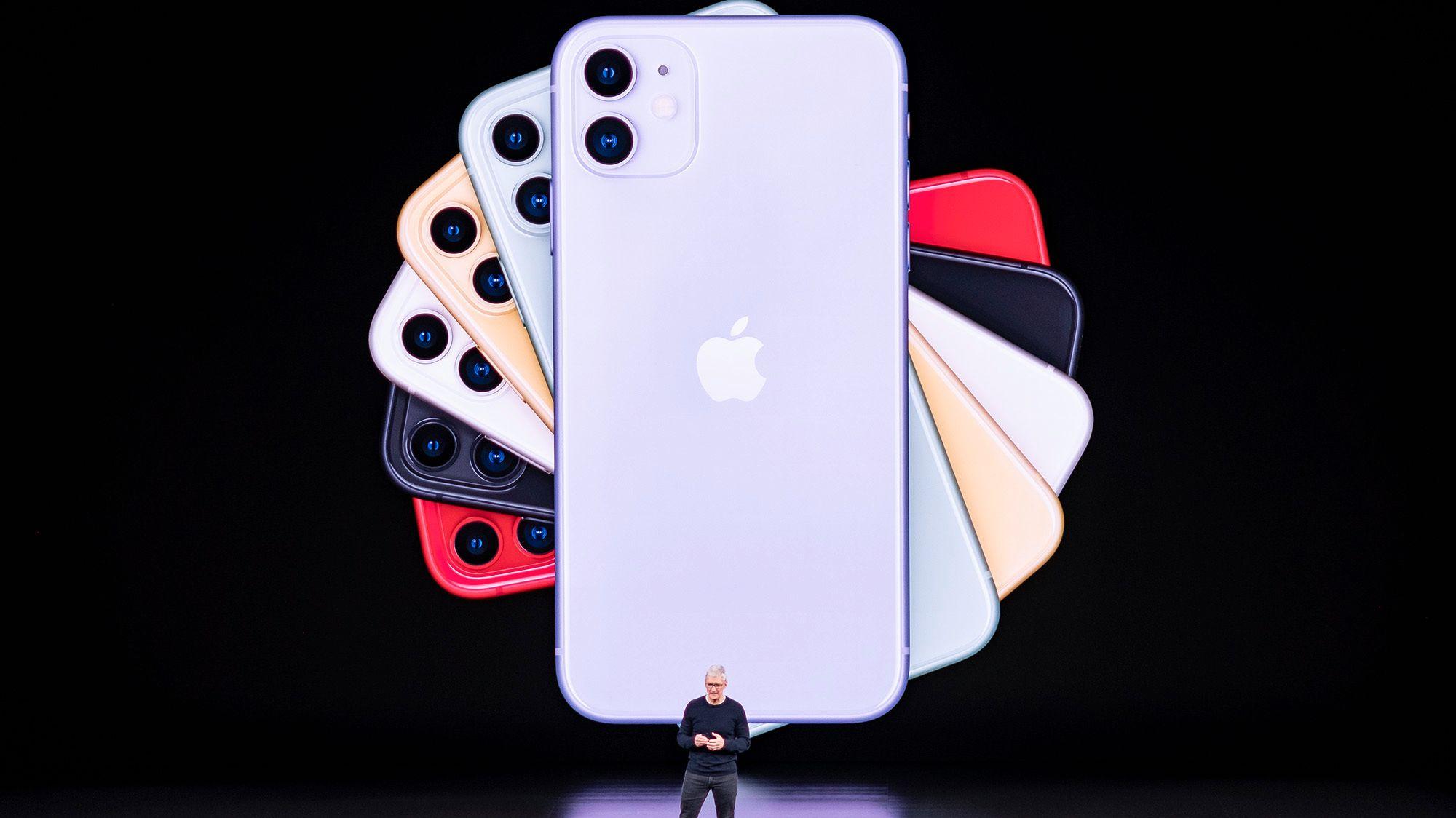 Dette er Apple iPhone 11