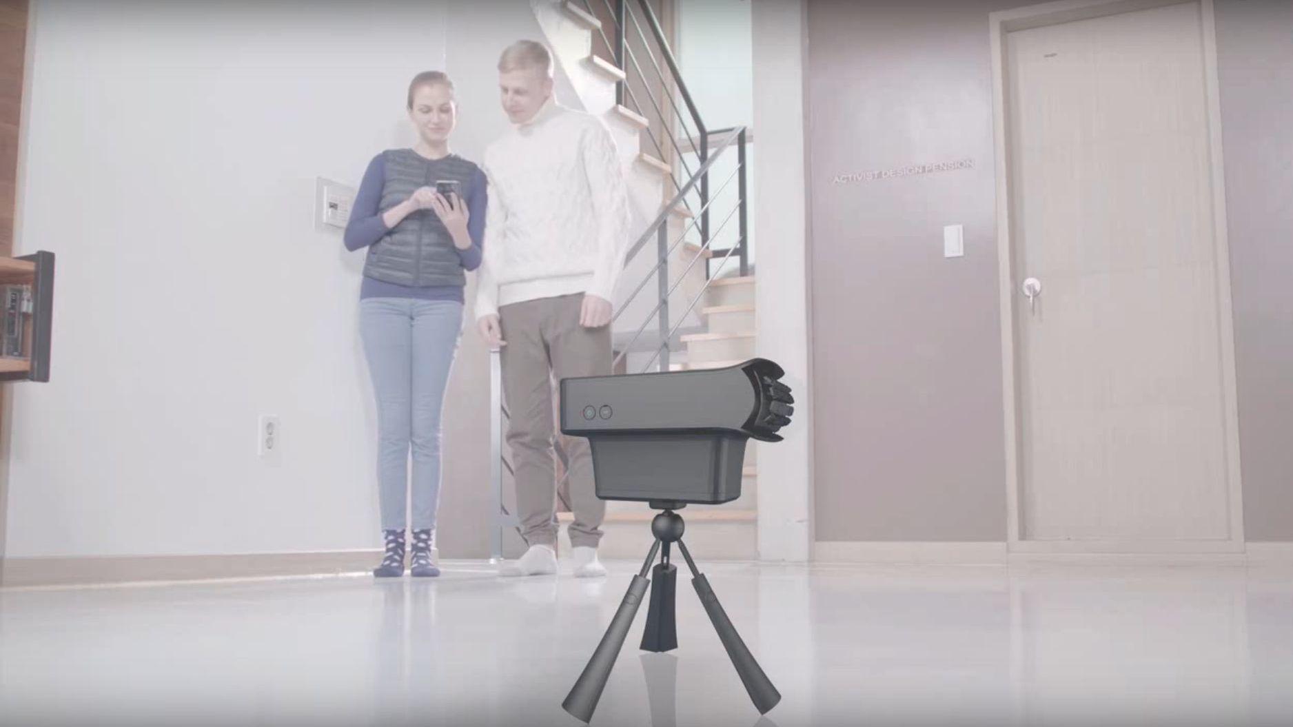 Samsung vil hjelpe deg å innrede hjemmet med 3D-kamera og VR-app