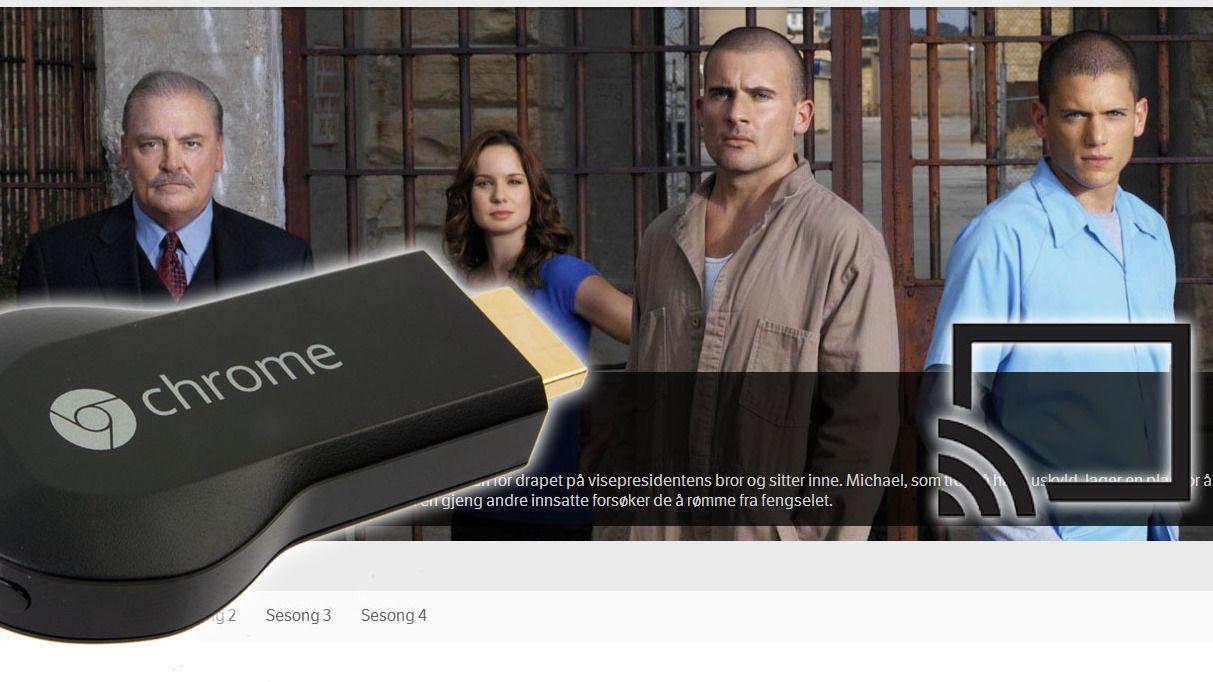 Slik får du mer glede av Google Chromecast