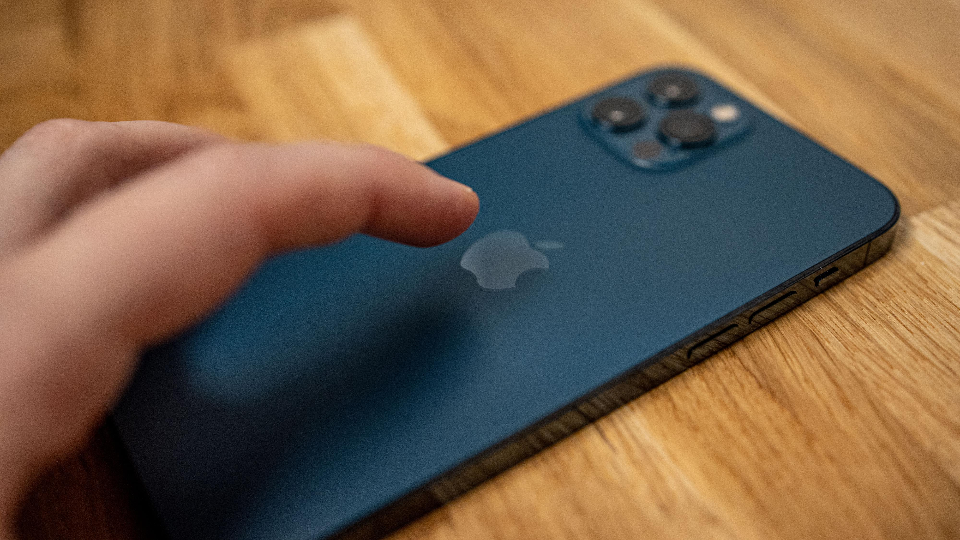 iPhone-knappen du kanskje ikke visste om