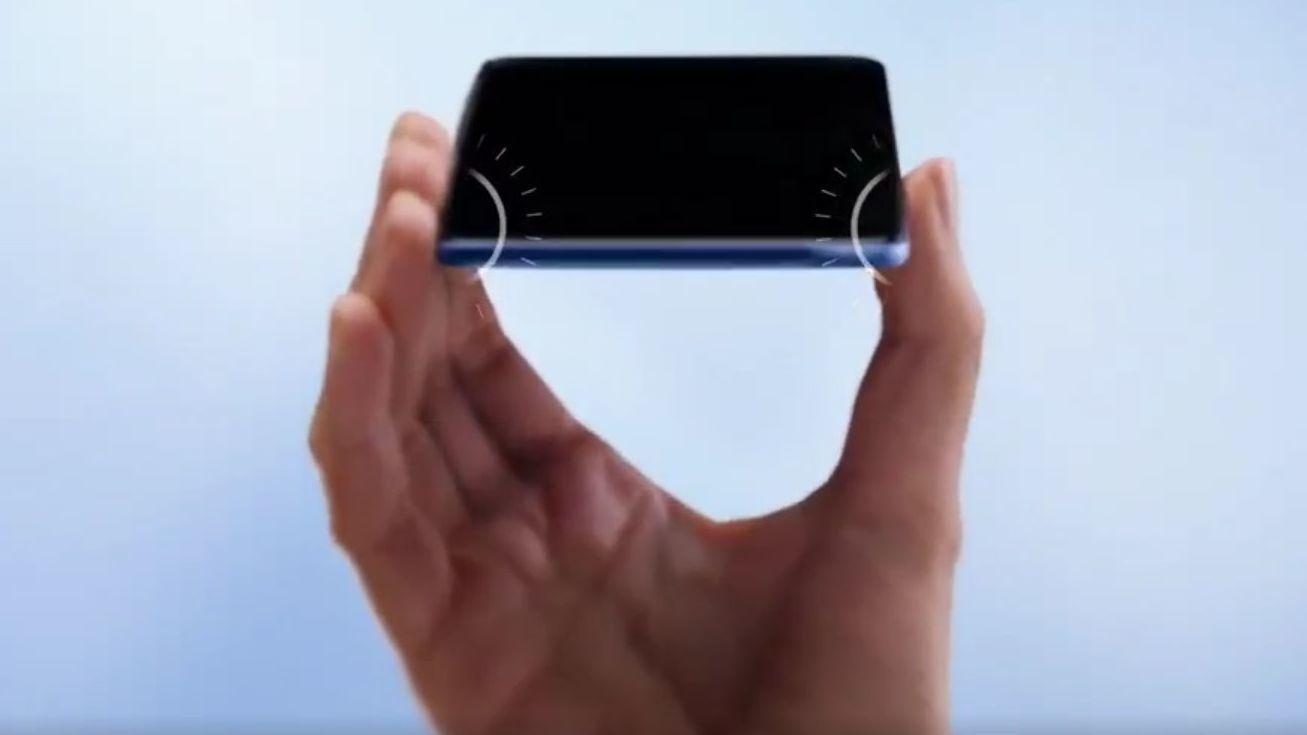HTC har sluppet teaser av sin nye «klembare» mobil