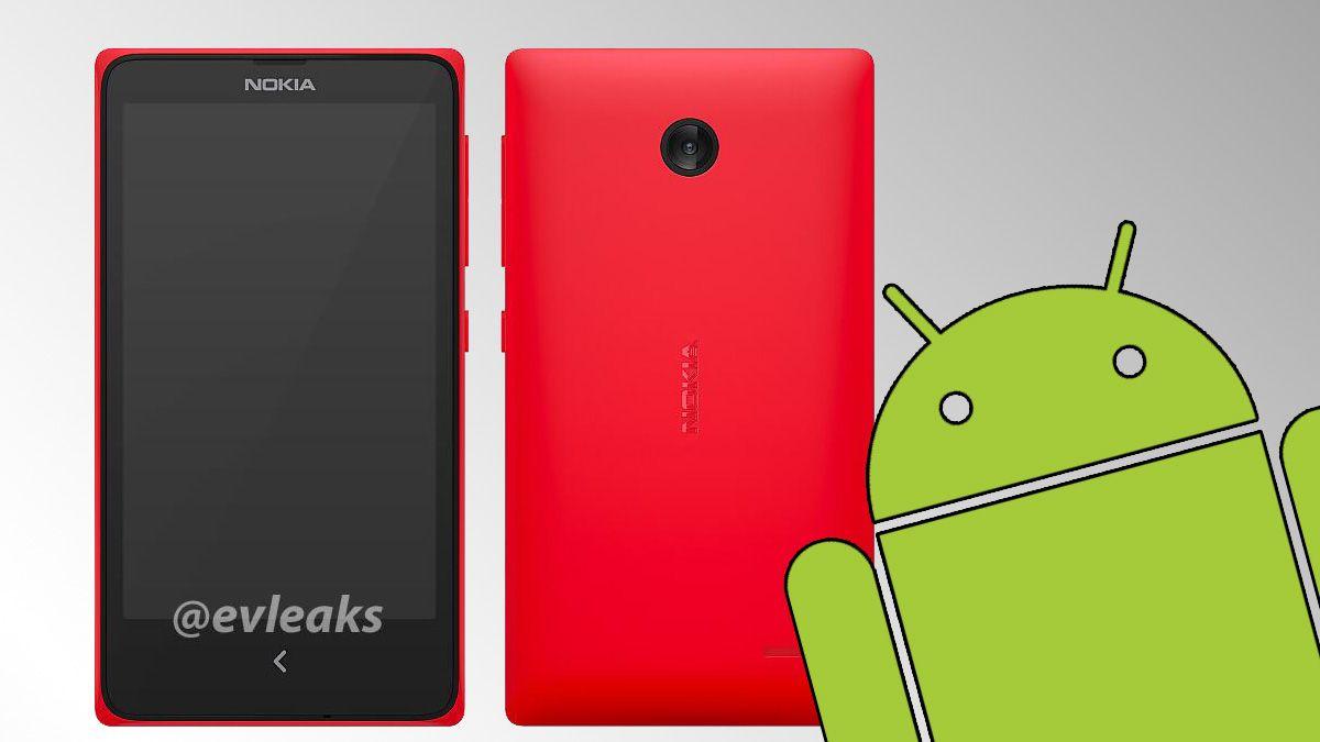 Nokia gir ut Android-mobil