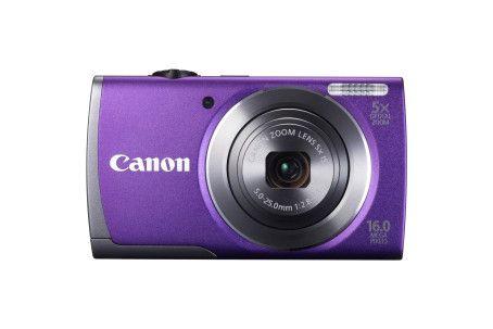 Canon PowerShot A3500 .Foto: Canon