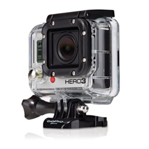 GoPro HD Hero 3 Black.