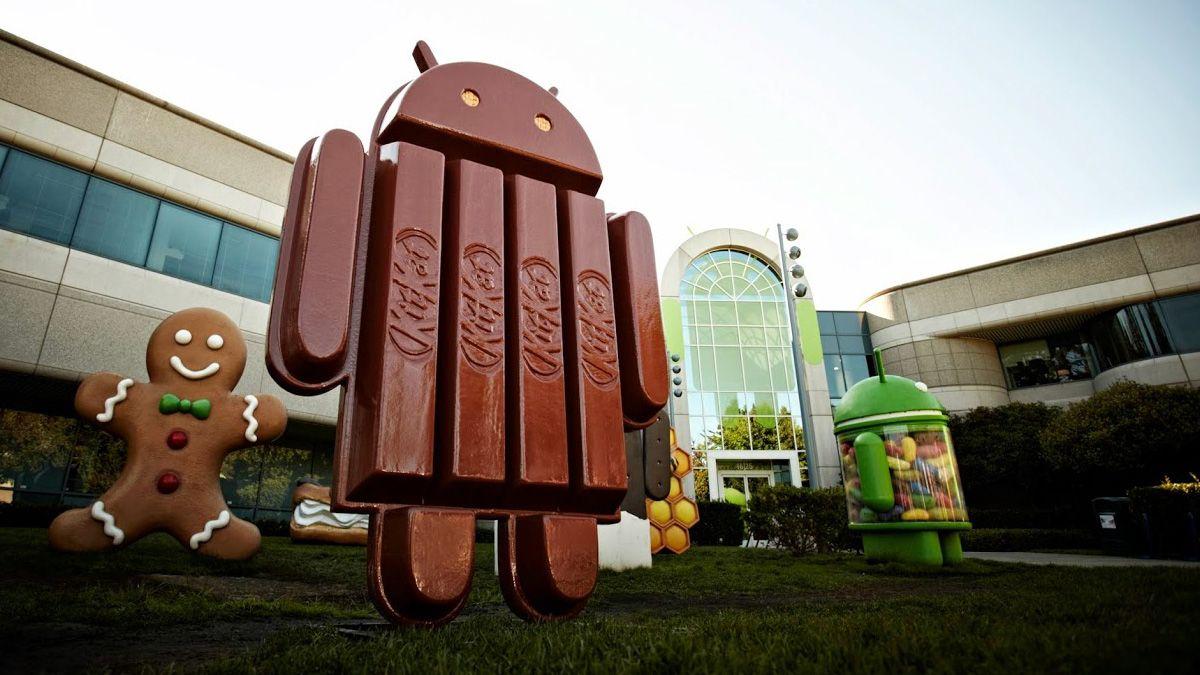 Her er navnet på neste Android
