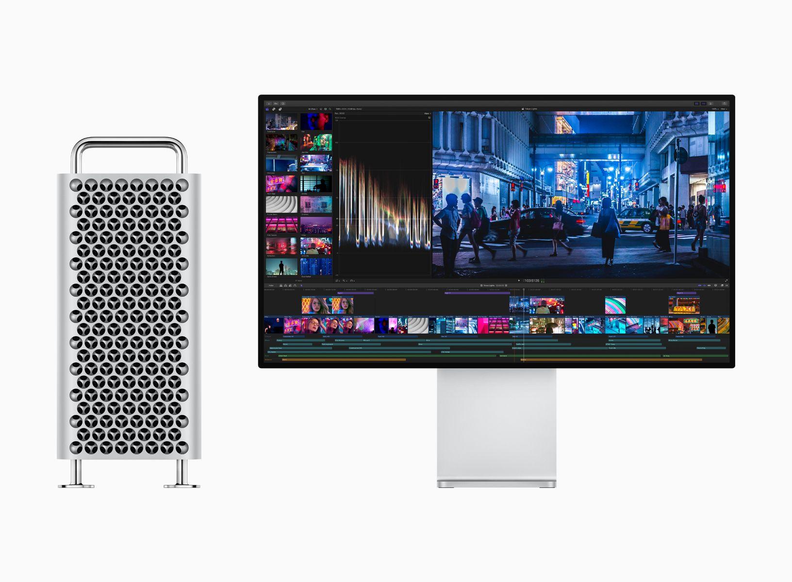 Nye Mac Pro og XDR Pro Display kommer i desember.
