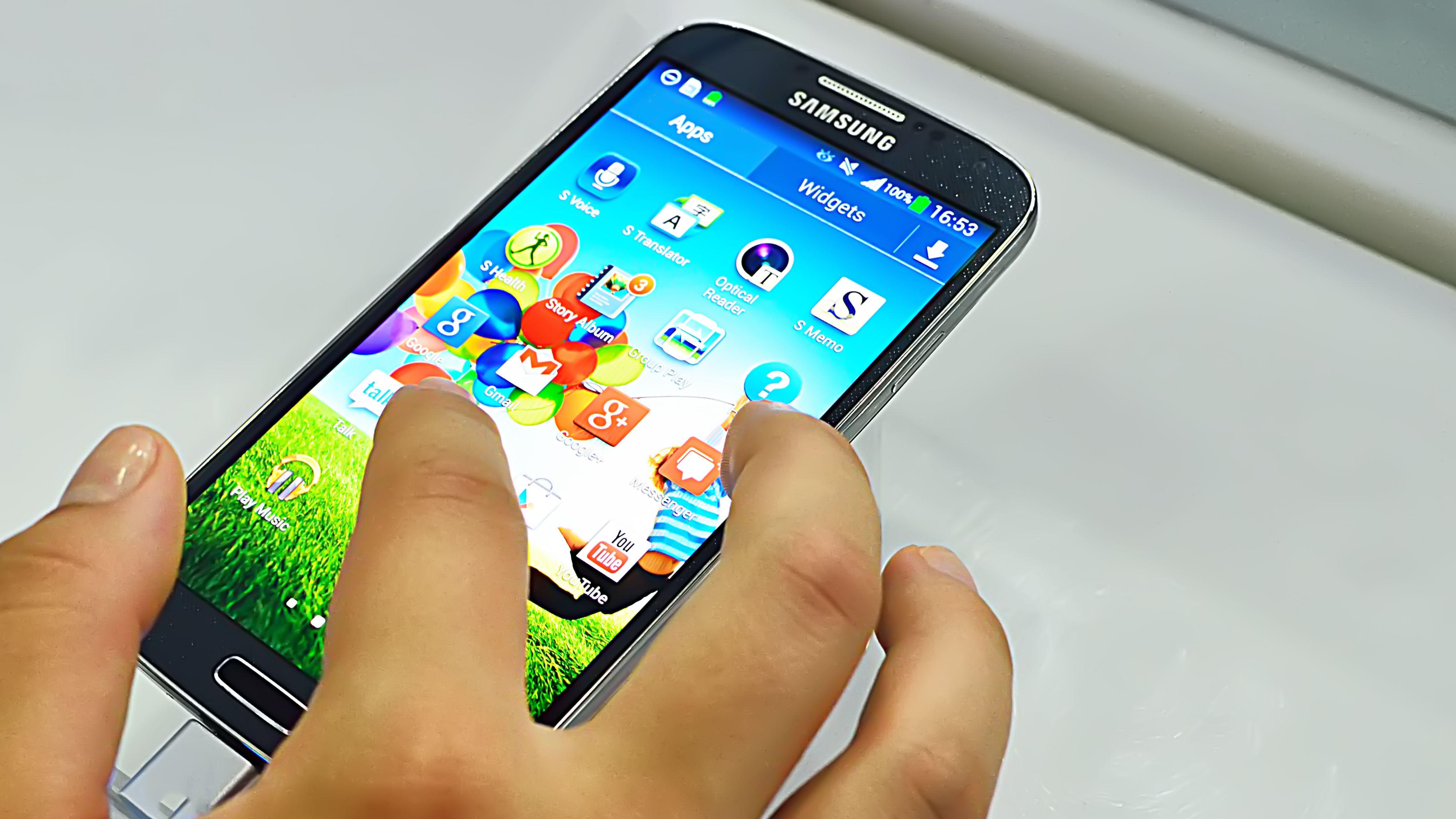 Samsung Galaxy S5-rykter