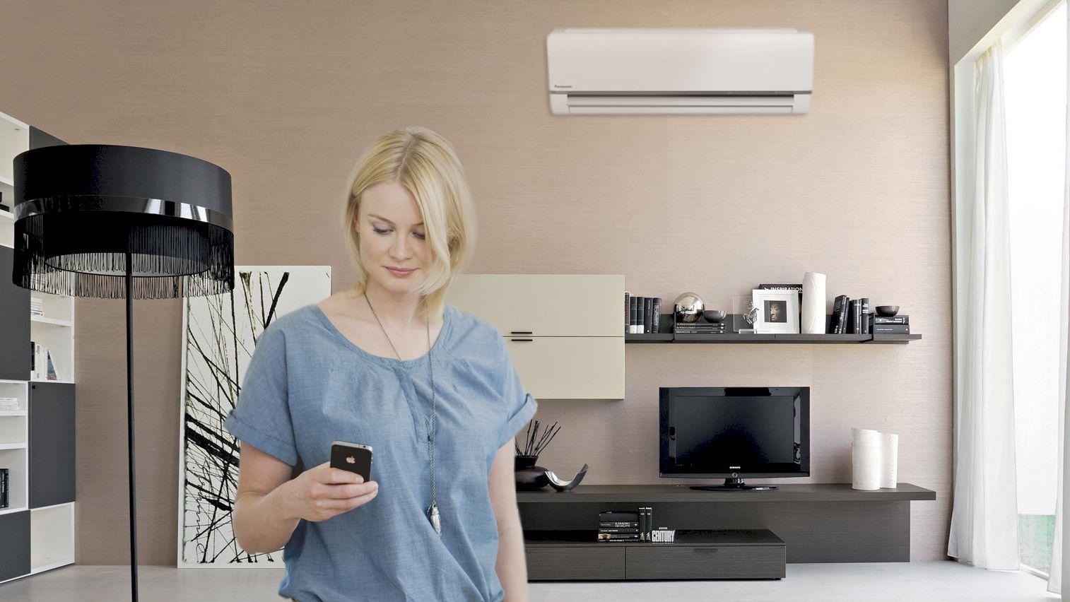 Nå skal varmepumpa kommunisere med resten av huset ditt