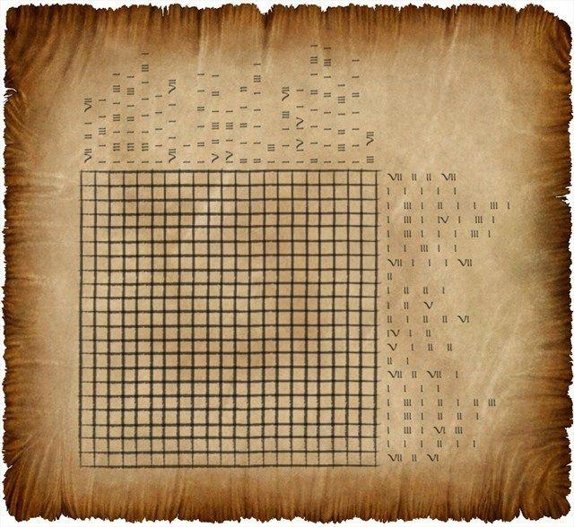 Her skjuler koordinatene til en cache seg. Foto: Hofstad