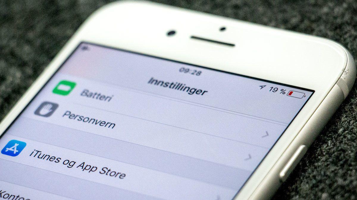 Apple har slått på «bremsene» på iPhone 8 og iPhone X