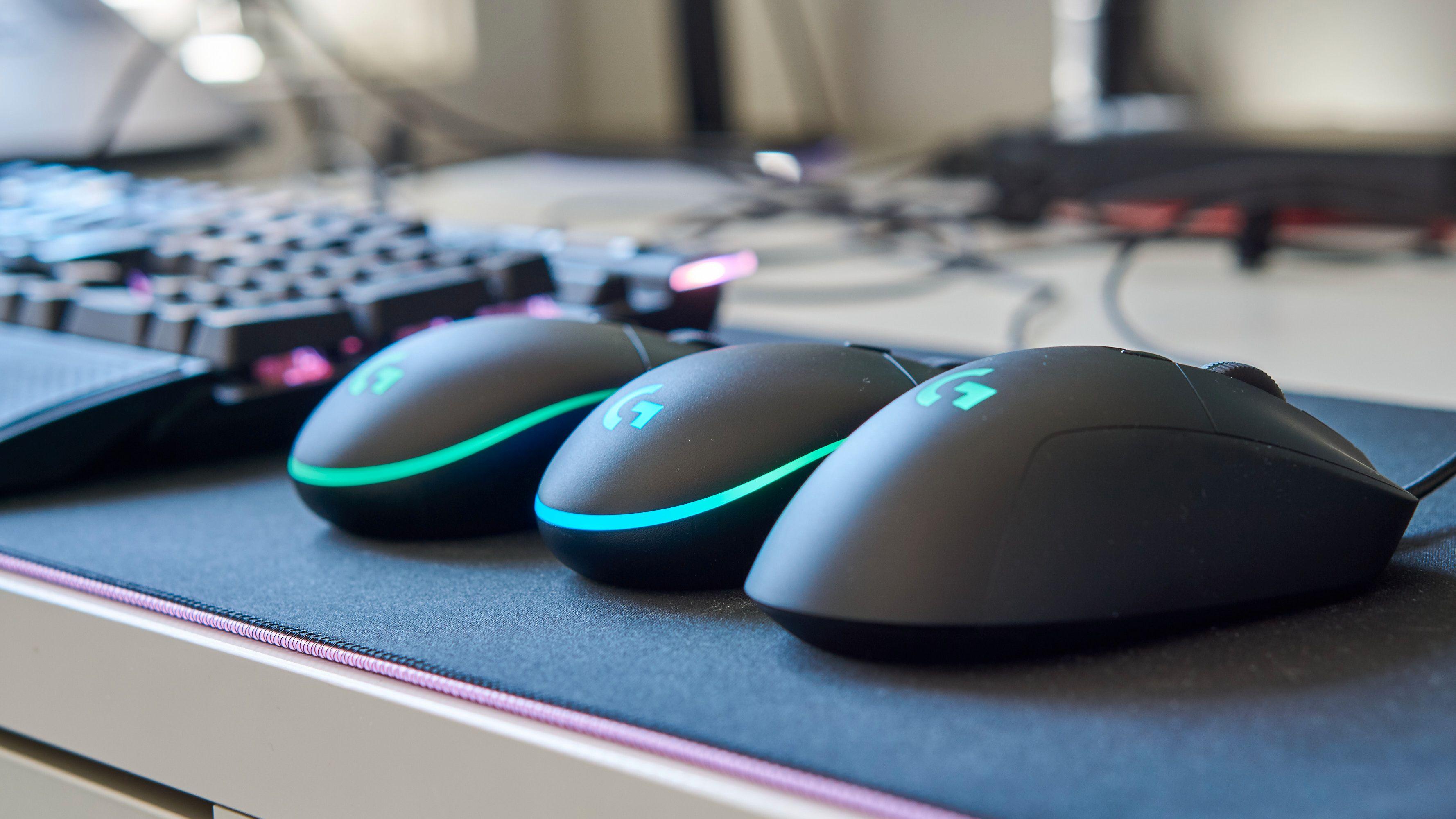 Tre nye mus fra Logitech.
