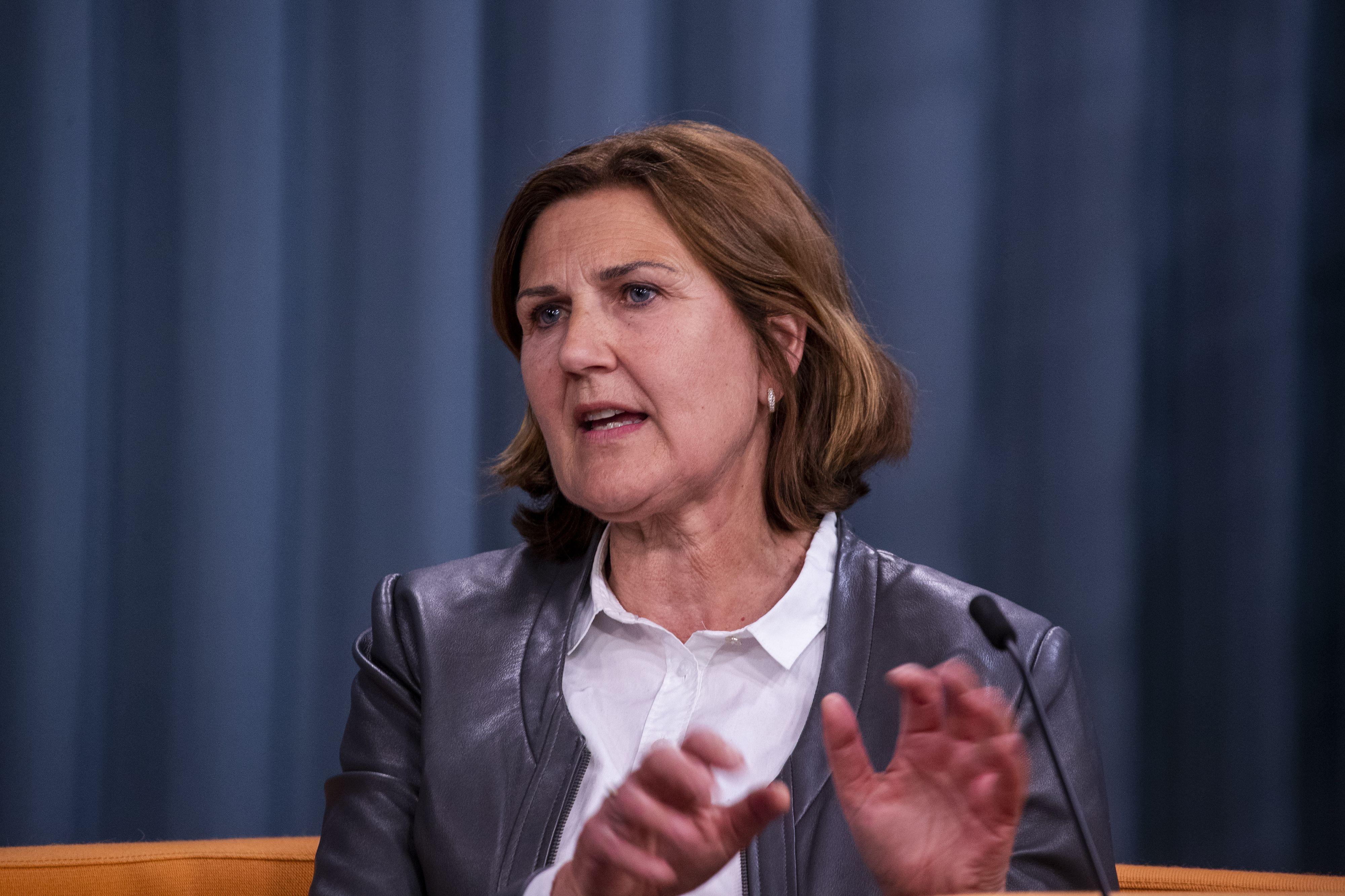 Vegdirektør Ingrid Dahl Hovland sier Polestar 2 blir en «arbeidshest» for dem.