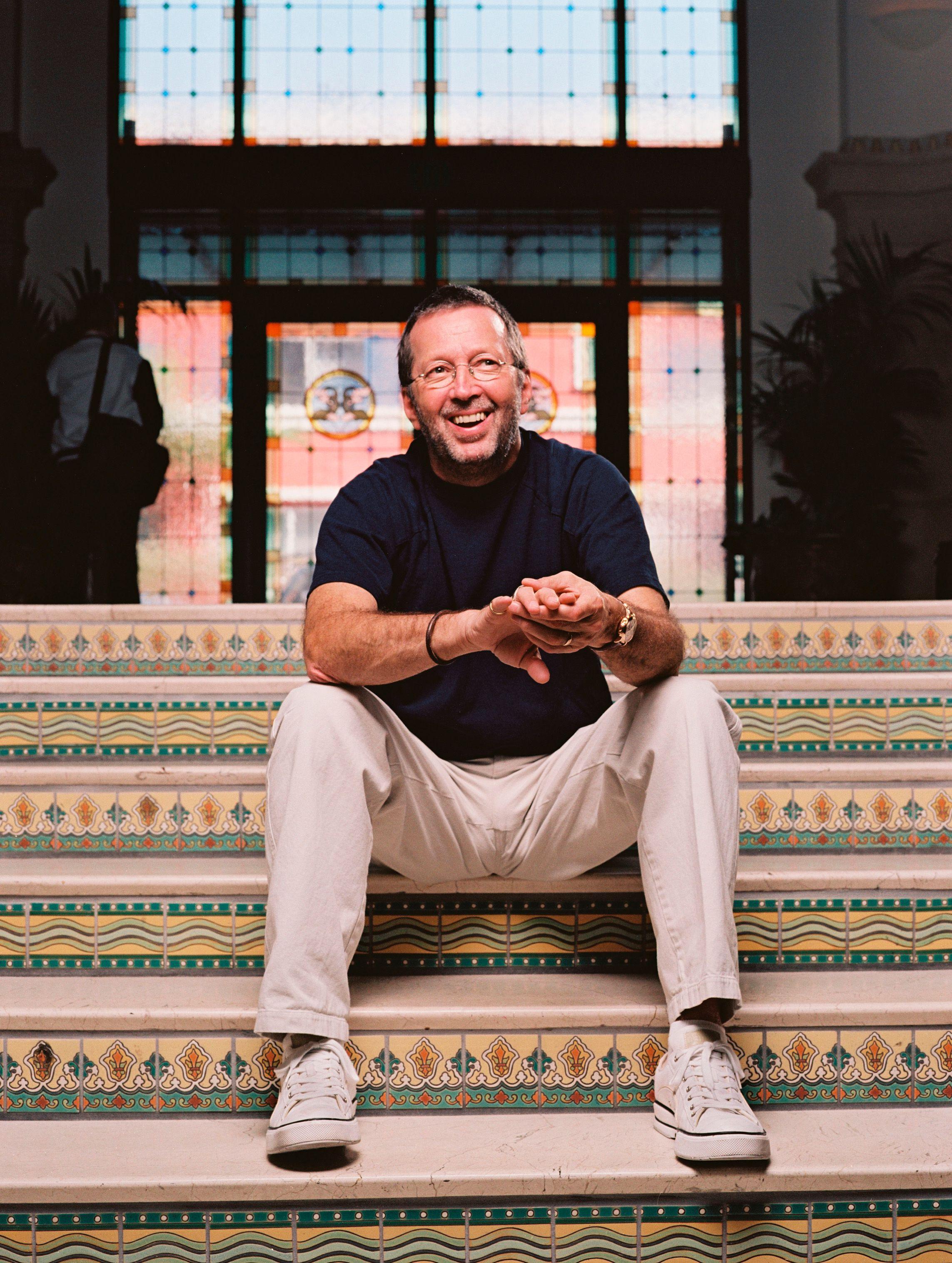 Eric Clapton har gitt ut en samleplate som oppsummerer en lang aktivitet ganske så godt.