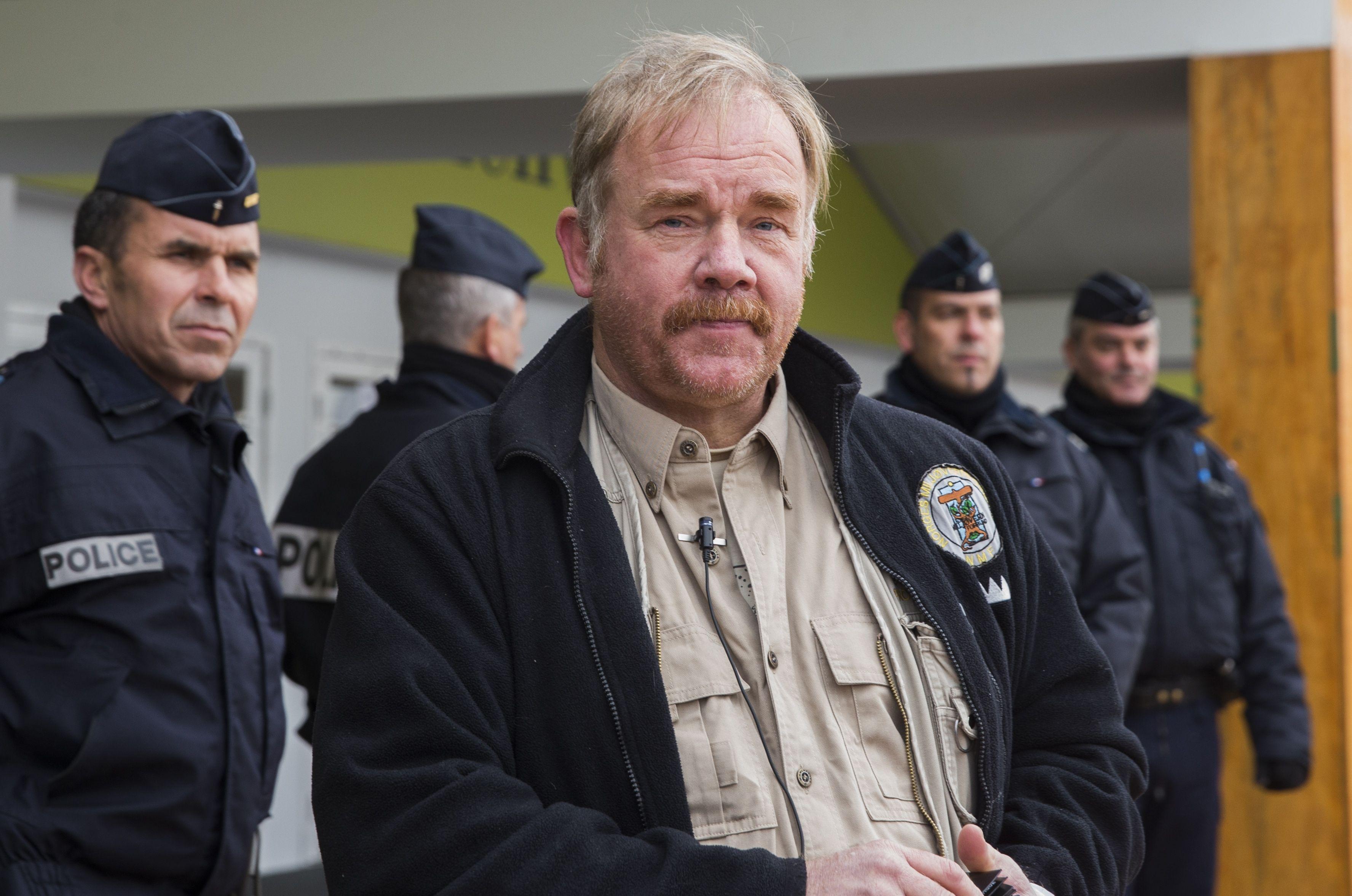 Kurt Oddekalv er ikke bare i halsen på norsk havbruksnæring, men er også en ivrig motstander av elektromagnetisk stråling.