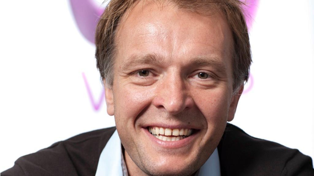 WiMP-direktør Per Einar Dybvik.Foto: WiMP