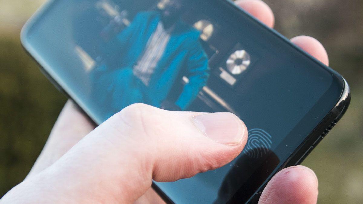 Galaxy S9 kan få fingeravtrykkleser i fronten