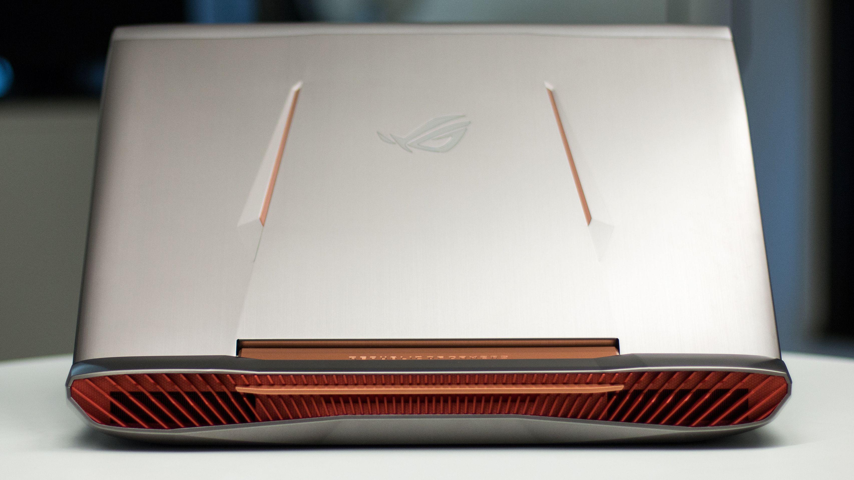 Asus ROG G752VS med Nvidia GTX 1070