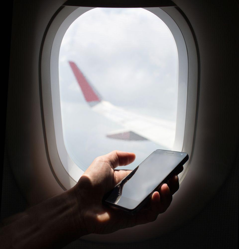 Flymodus på mobilen kan snart være en saga blott. Foto: Shutterstock