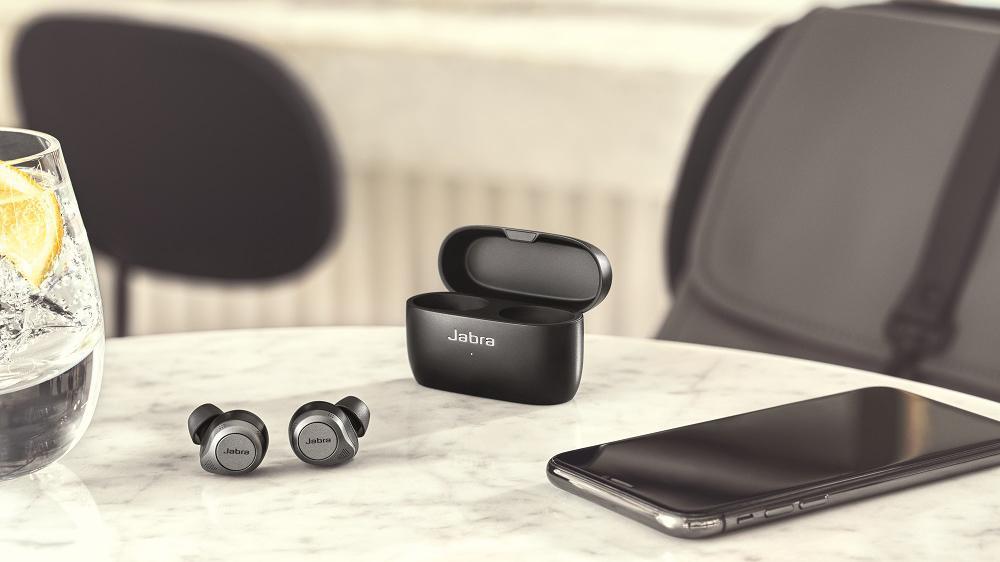 Jabra slipper nye ørepropper med aktiv støydemping