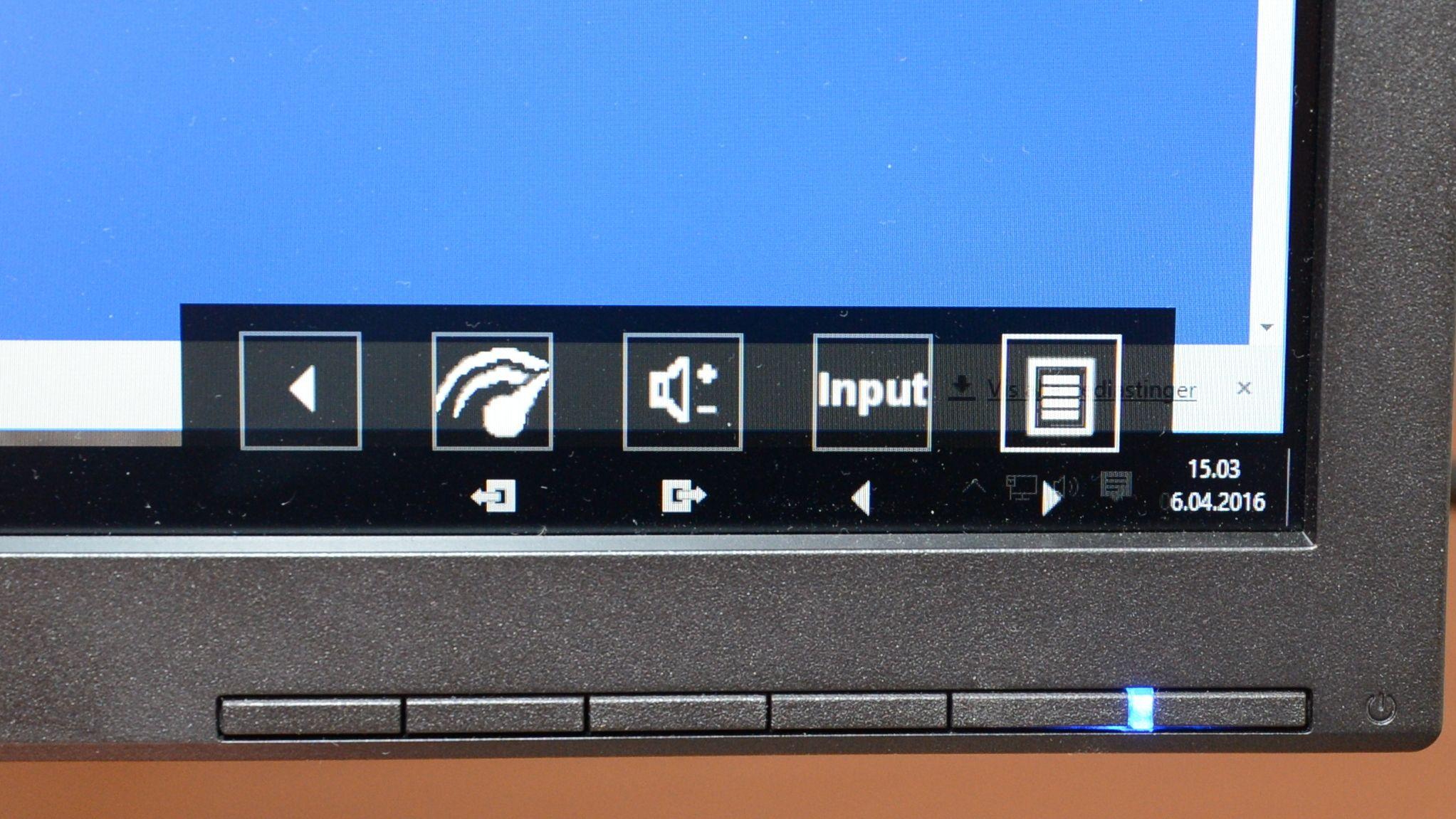 Disse knappene har vi mer sansen for.