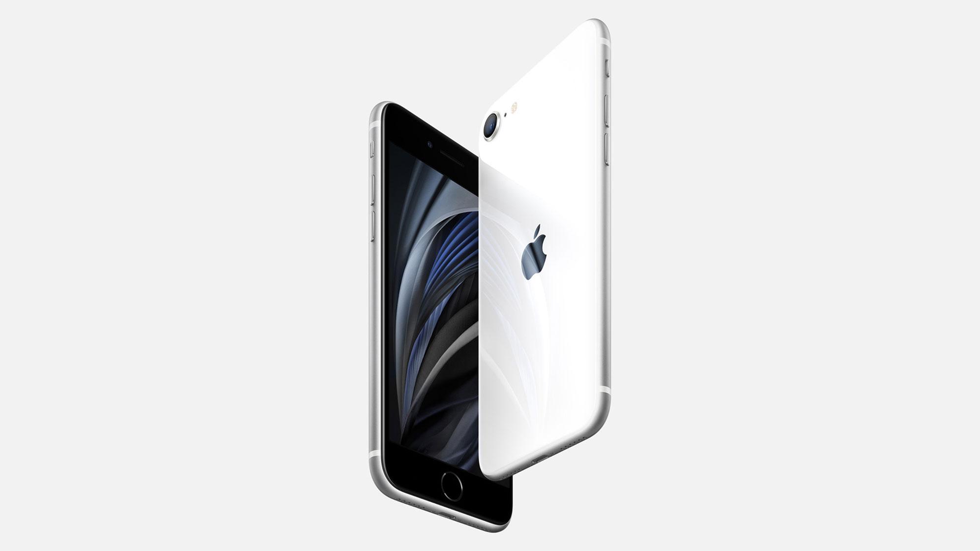 Apple har lansert nye iPhone SE til 5500 kroner