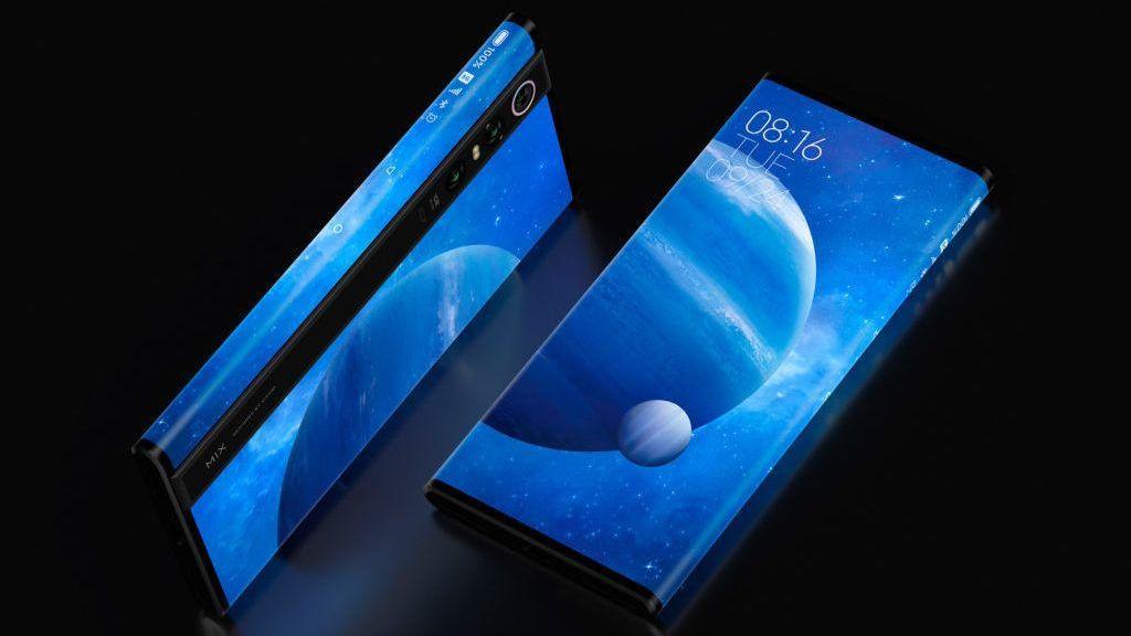 Xiaomis ekstreme Mi Mix Alpha blir utsatt