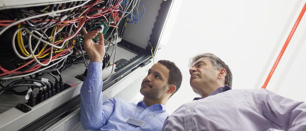 Nettverkskaos er så avgjort en mulighet.Foto: Shutterstock