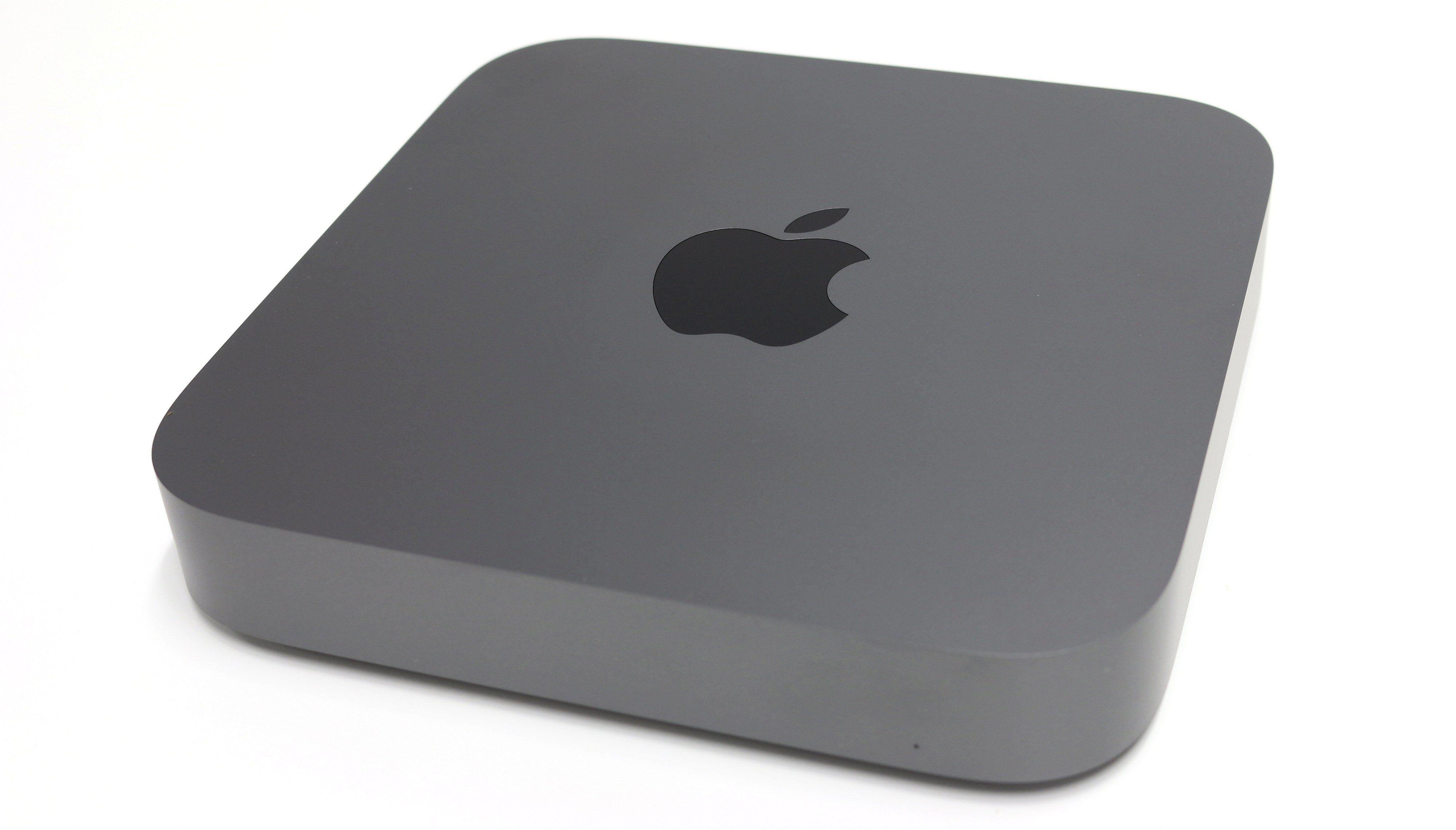Mac mini er en veldig god PC. Og egentlig litt kjedelig.