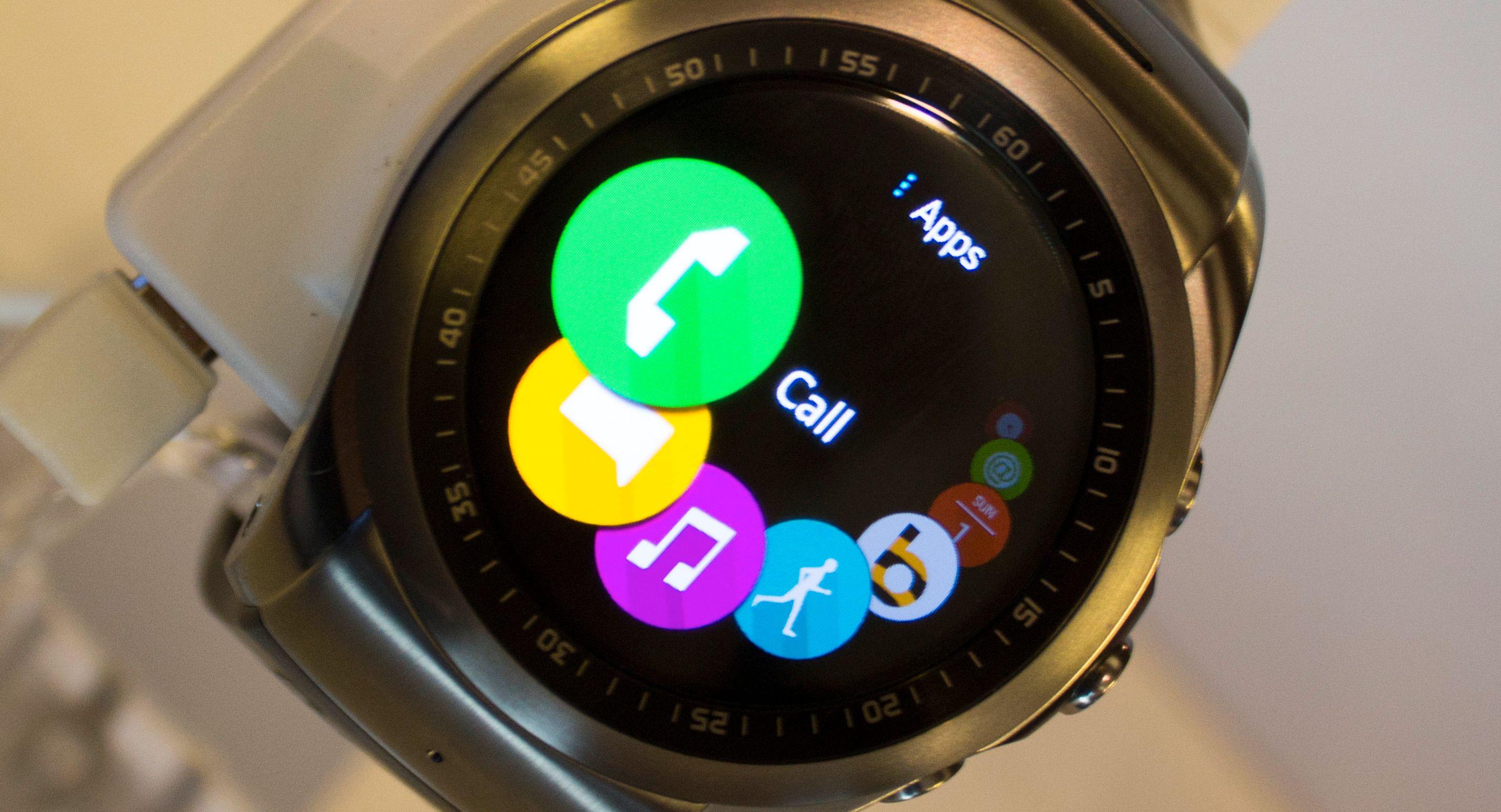 LG Watch Urbane og Watch Urbane LTE