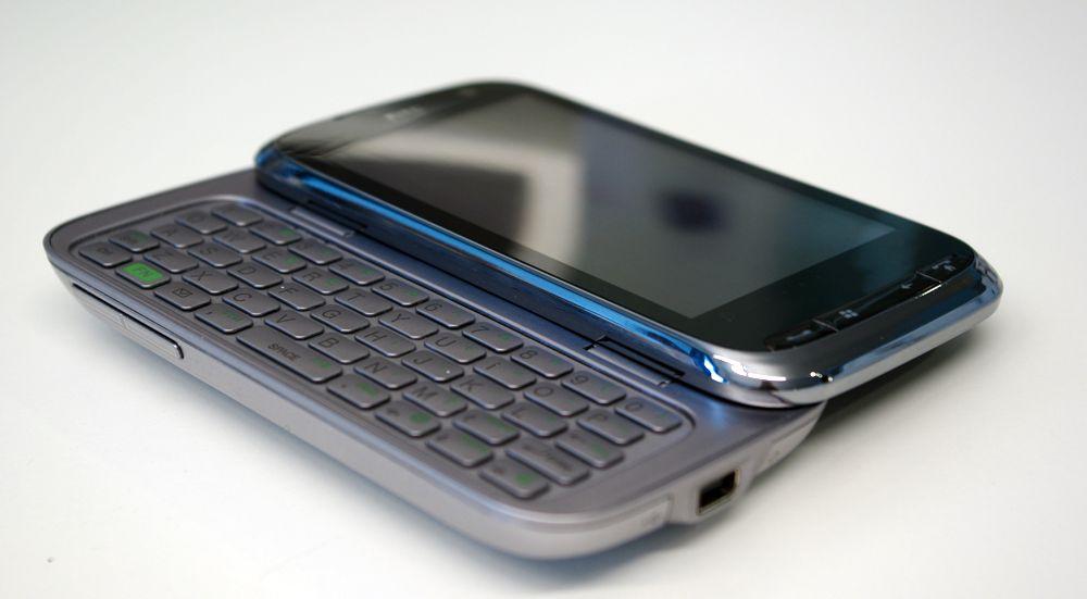 Touch Pro 2 er godt designet, om enn den er litt tung. (Alle foto: Einar Eriksen)