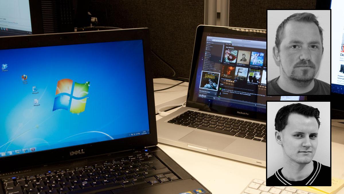 Skal jeg velge Mac eller PC?