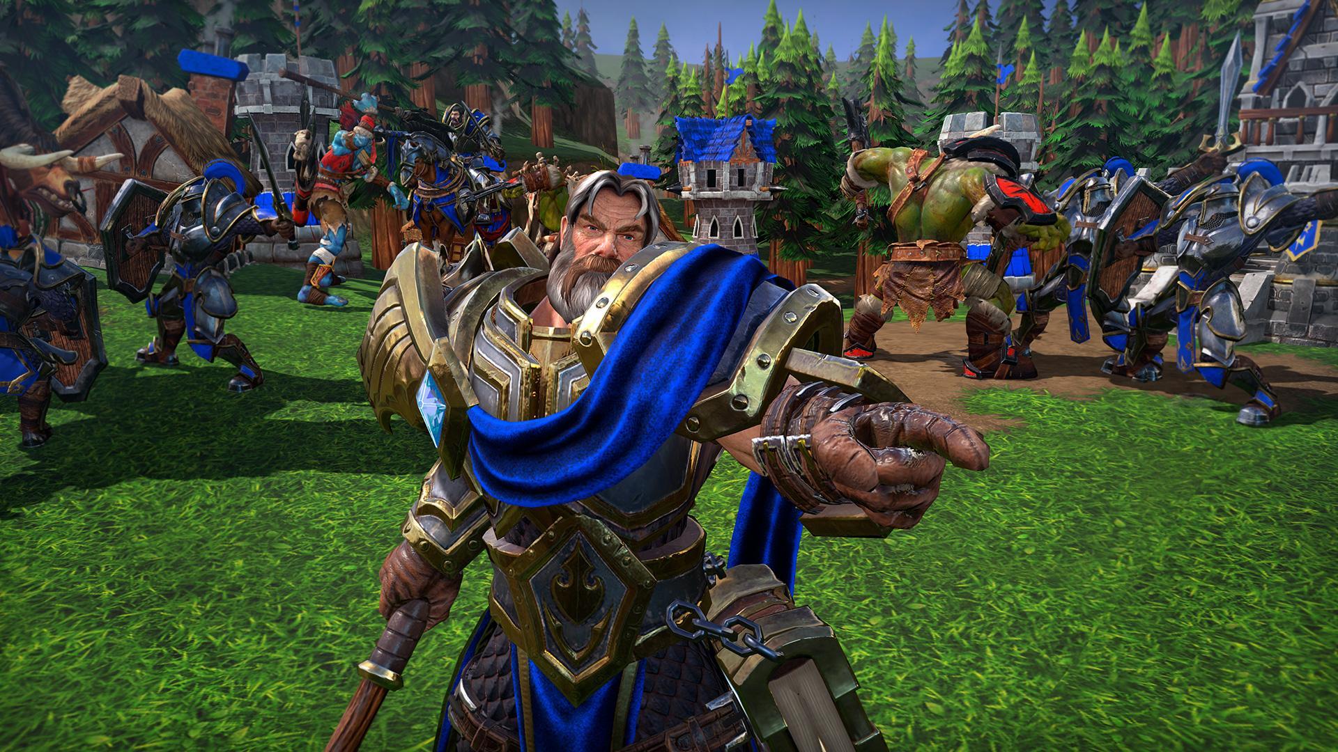 Warcraft III: Reforged starter betatesting nå